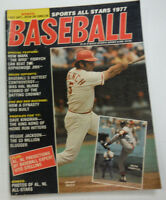 Baseball Magazine Mark Fidrych & Johnny Bench 1975 052315R