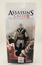 "Assassin's Creed EZIO AUDITORE DA FIRENZE Gray Cloak 7"" Action Figure NECA 2010"