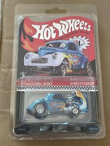 Hot Wheels 2020 '41 Willys Gasser sELECTIONs in Protector