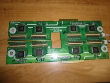 HITACHI Y BUFFER BOARDS 6871QDH066A & 6871QDH067A USED IN MODEL CMP420V2