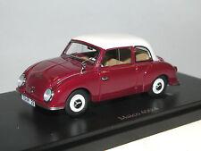 AutoCult 03006, 1955 Maico 400/4, Micro Car, Bubble Car, 1/43