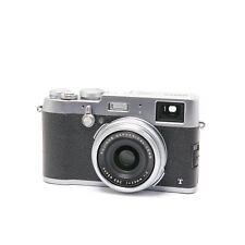 FUJIFILM Fuji X100T Silver shutter count 1600 shots