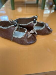 chaussures poupee ancienne Allart