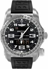 Discount on Brand New Breitling Emergency Titanium Mens Watch E7632522/BC02-156S