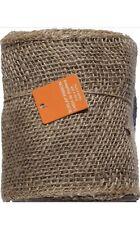 "Burlap Ribbon Roll - 5.5"" x 30' New Burlap Garland • Wreath Making"