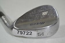 Mizuno MP 7 52-07 Gap Wedge Right Wedge Flex Steel # 79722