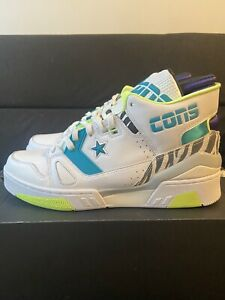 Converse ERX 260 Mid Just Don Animal Pack White Size 10 163783C