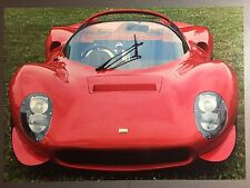 1966 Ferrari 206 SP Coupe Print, Picture, Poster, RARE!! Awesome L@@K