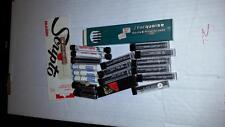 Lot Asst Parker Erasers Scripto Thin Lead Eagle Graphite Autopoint NOS