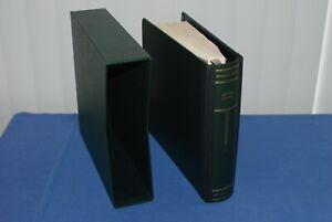 United States Scott National 3 ring +dust Album +/- 1980-2000 BlueLakeStamps