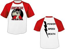 ENFORCER - Baseball - The Black Angel - T-Shirt - Größe Size XXL - Neu
