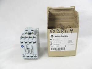 Allen Bradley, IEC Control Relay, 120 VAC, 700-CF220D, 700-CF220*, New in Box