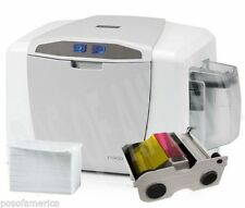 Fargo 51700 C50 ID Card Printer with Supplies - Single-Sided