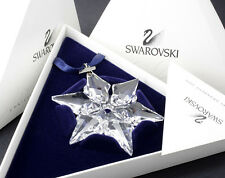 New in box Rare SWAROVSKI CHRISTMAS ORNAMENT 2000 Heinz Tabertsh A 9445 NR200001
