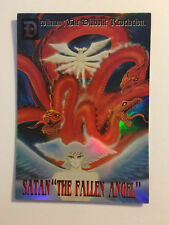"Devilman "" The Diabolic Revelation"" Trading Card Prism H-07"