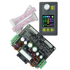 Buck boost Power Supply module LCD color display voltage conveter