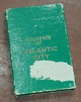 Vintage ARRCO Atlantic City NJ souvenir playing cards card deck, in box