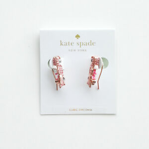 Kate spade New York Yours Truly Car Pins earrings