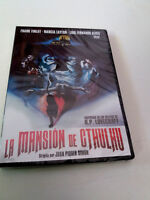 "DVD ""LA MANSION DE CTHULHU"" PRECINTADA SEALED JUAN PIQUER SIMON HP LOVERCRAFT"
