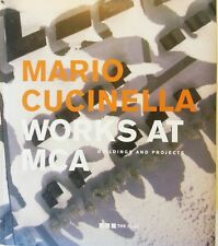 MARIO CUCINELLA, WORKS AT MACA, BUILDING AND PROJECTS 2004