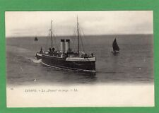 Dieppe La France Louis Levy LL 24 early  pc unused Ref H45