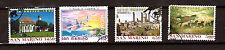 SAN MARINO serie 4 Sellos : Aniversario Unesco 1996 241M-D94
