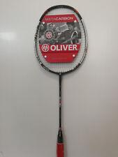 OLIVER Flexter PC Badminton Racket bespannt -NEU-
