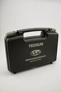 Tecsun PL990 Hard Carry Case