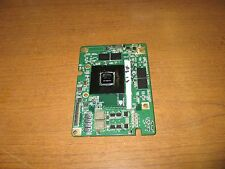 GENUINE!! DELL INSPIRON M90 SERIES NVIDIA FX2500M 512MB VIDEO CARD NJJGV AS-IS!!