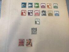 Briefmarken - Sammlung  Palestina