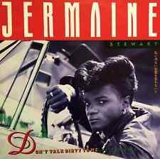 "JERMAINE STEWART - Don't Talk Dirty To Me (12"") (EX/EX)"