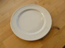 """Royal Doulton 10-5/8"""" Plate - Allegro (Hotelware) White (Dozen)"""