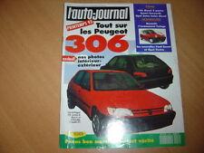 AJ N°16 1992 Escort Cosworth.Civic CRX ESi.155 1.8 TS