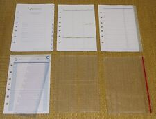 Classic | *NEW* Accessory Pack FRANKLIN COVEY Planner/Binder Refill Calendar TAB