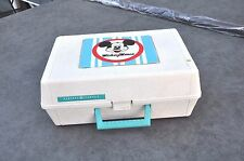 Vintage Sears Walt Disney Mickey Mouse Record Player  General Electric