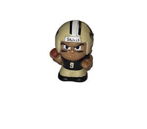 "NFL Football Teenymates New Orleans Saints Drew Brees 1"" X 3/4"" Mini Figure"