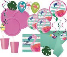 69 Teile Ananas und Freunde Sommer Party Deko Set - für 8 Kinder
