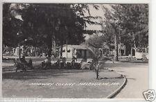 RPPC - Melbourne, FL - Midway Colony - 1940s era