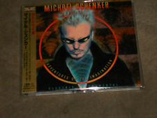 Michael Schenker Adventures of the Imagination Japan CD