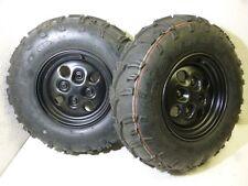 Arctic Cat 700 Diesel Front Wheel 12x6 Tires 25x8-12 2014