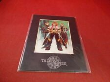 Tales of the Abyss Limited Edition Laser Cel Pre-Order Bonus Promo