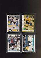 1998-99 Upper Deck UD Choice Reserve 23 Card lot Hockey