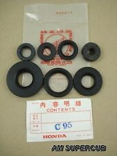 Honda C92 C95 CA92 CA95 CB92 CD125 CL125 SS125 Engine Oil Seal Kit made in Japan