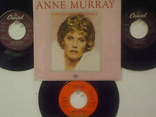 LOT OF 4 ' ANNE MURRAY ' HIT45's+ 1PS    THE 70's&80's!