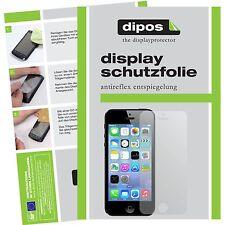 Apple iPhone 5S / SE Schutzfolie matt Displayschutzfolie Folie dipos