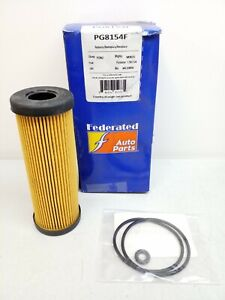 PG8154F Federated Auto Parts Oil Filter