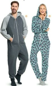 Burda 6397 SEWING PATTERN Style Fitted Jumpsuit Hooded Pajamas EASY Size XS-XL