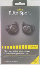 Jabra Elite Sport In-Ear Bluetooth Headset - Black