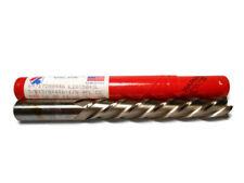 "Regal 13//16/"" 2 Flute High Speed Steel End Mill 3-1//2/""LOC 5-3//4/"" OAL Center Cut"