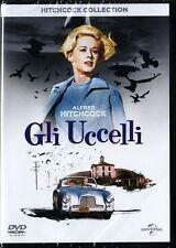 GLI UCCELLI (1963 Alfred Hitchcock) DVD NUOVO